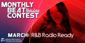 RnB Radio Ready Beat Contest