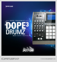 Dope Loops Dope Drumz Vol 3