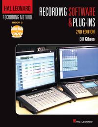 Hal Leonard Recording Software & Plug-Ins