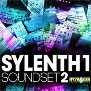 Hy2rogen Sylenth1 Soundset Vol 2
