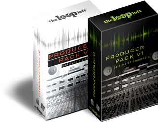 The Loop Loft Producer Pack Vol 1 and 2