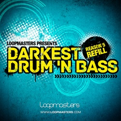 Loopmasters Darkest Drum 'n Bass