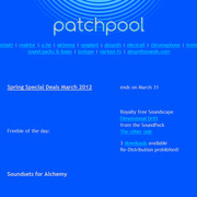 Patchpool Spring Special Deals