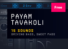 MassiveSynth 15 free patches by Payam Tavakoli