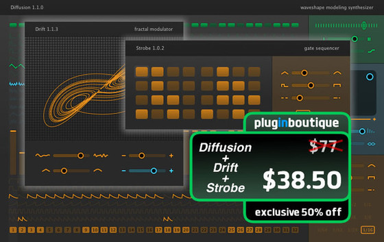 Plugin Boutique Sinevibes Bundle
