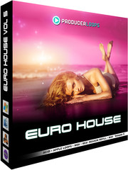 Producer Loops Euro House Vol 5