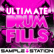 Sample Station Ultimate Drum Fills