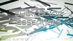 Sonic Elements Subtractor Essentials