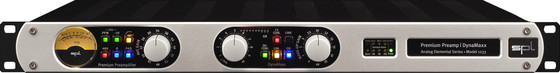 SPL Analog Elemental Series (Premium Preamp / DynaMaxx)
