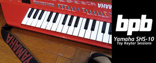 BPB Yamaha SHS-10 Toy Keytar Sessions
