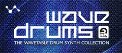 Cluster Sound Wave Drums