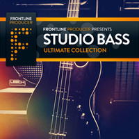 Frontline Producer Samples Bass Ultimate Collection