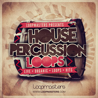 Loopmasters House Percussion Loops