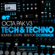 Loopmasters Octa Pak V3 Tech and Techno