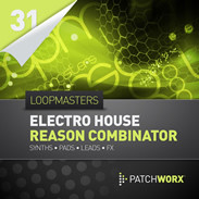 Loopmasters Electro Synths Combinator Patches