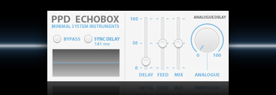 Minimal System Instruments PPD Echobox