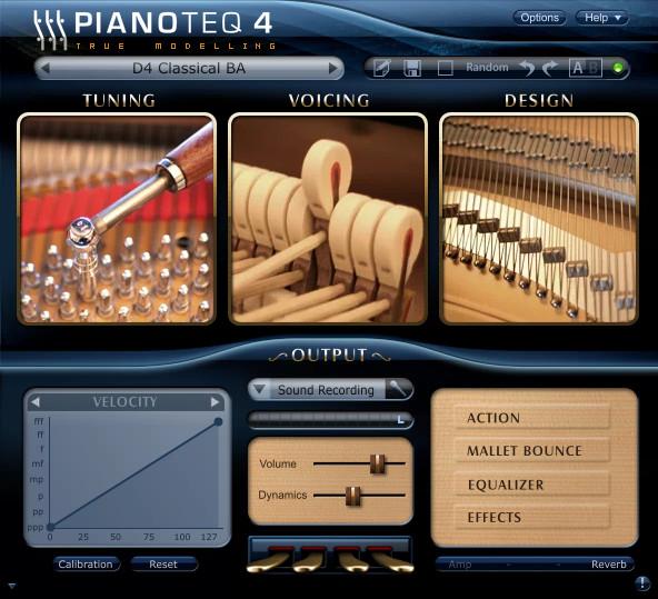 Pianoteq D4
