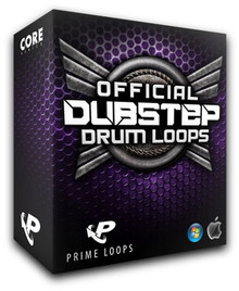 Prime Loops Official Dubstep Drum Loops
