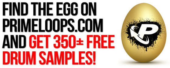 Prime Loops Easter Freebie