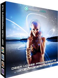 Producer Loops Deep House Progressions Vol 6