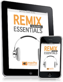 Remix Essentials iBook