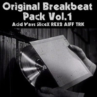 SampleScience Original Breakbeat Pack Vol.1