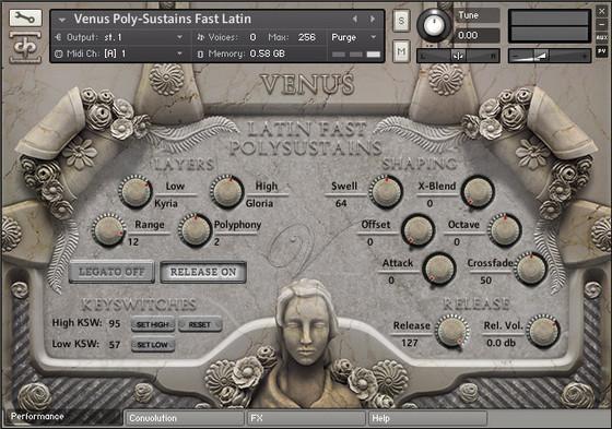 Soundiron Venus