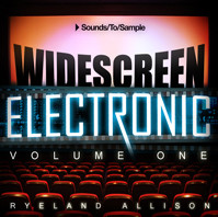 Sounds To Sample WideScreen Electronic Vol 1
