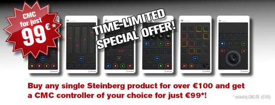 Steinberg CMC promotion