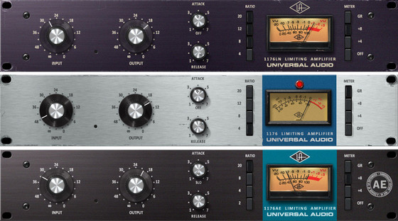 Universal Audio 1176 Limiter Collection