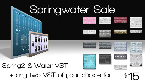 xoxos Springwater Sale