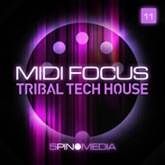 5Pin Media MIDI Focus Tribal Tech House