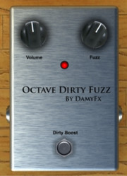 DamyFX Octave Dirty Fuzz