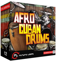 Future Loops Afro-Cuban Drums