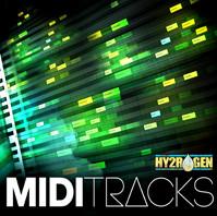 Hy2rogen MIDI Tracks