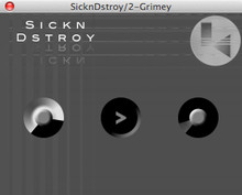 Inear Display SicknDstroy