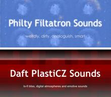 Kreativ Sound Philty Filtatron & Daft PlastiCZ