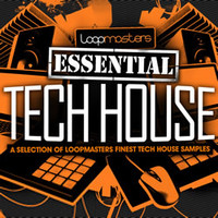 Loopmasters Essential Tech House