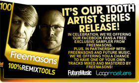 Loopmasters Freemasons Contest