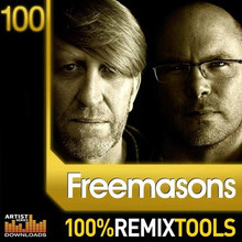 Loopmasters Freemasons 100&#37; Remix Tools