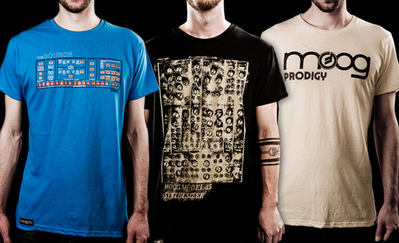 Moog T-Shirts