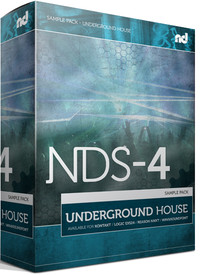 No Dough NDS-4 Underground House