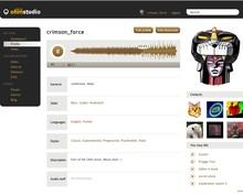 Ohm Studio (profile page)