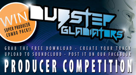 Prime Loops Dubstep Gladiators Producer Competition