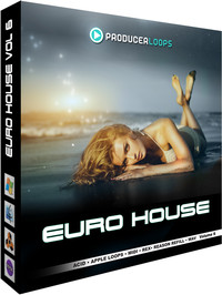 Producer Loops Euro House Vol 6