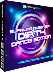 Producer Loops Supalife Dubstep: Dirty Dance Edition