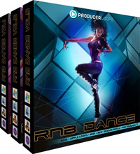 Producer Loops RnB Dance Bundle
