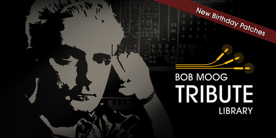 Spectrasonics Bob Moog Tribute Library