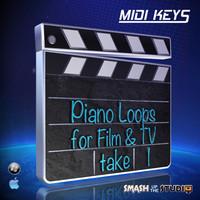 Smash Up The Studio MIDI Keys Piano Loops for Film and TV