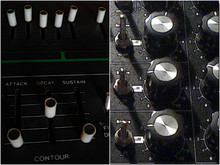 The Control Centre Analog Kicks
